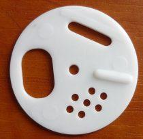 Kaptárkijáró szűkítő karika kicsi