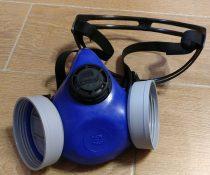 Dupla filteres légszűrő maszk
