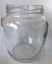Amfora üveg 550 ml