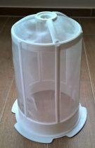 Műanyag hengeres mézszűrő