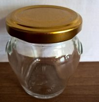 Orcio üveg tetővel 106 ml